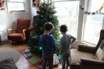 solar system christmas tree