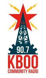 KBOO Logo Color